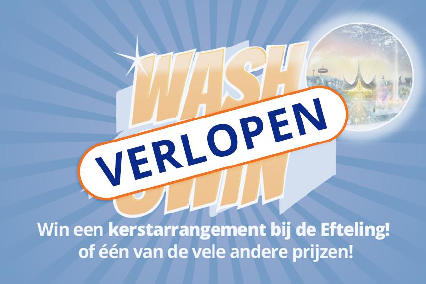 Wash&Win!